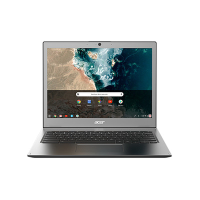 Acer laptop: Chromebook CB713-1W-P13S - Grijs