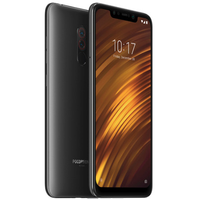 Xiaomi Pocophone F1 Smartphone - Zwart 64GB
