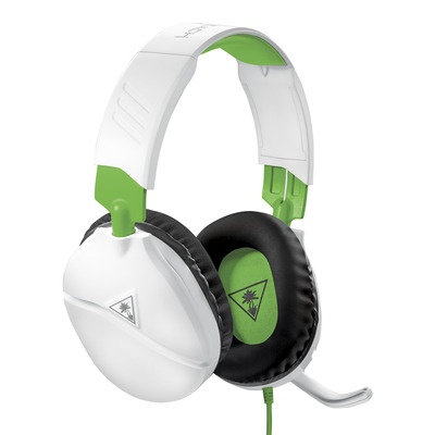 Turtle Beach , Ear Force Recon 70X Gaming Headset (Wit) Xbox One / Xbox One X Koptelefoon