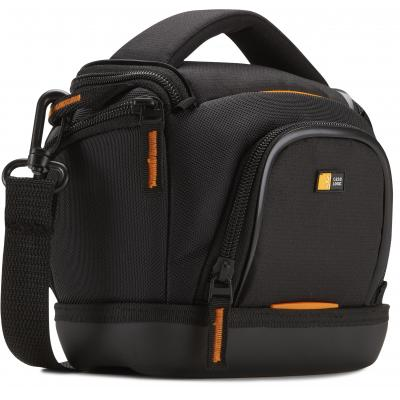 Case Logic SLDC-203 Cameratas - Zwart, Oranje