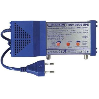 Spaun signaalversterker TV: HNV 30/30 UPE - Blauw