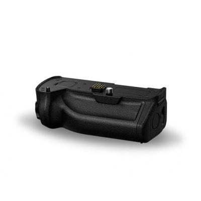 Panasonic Holds 2 batteries, black, 242g, Splash/Dustproof Design Digitale camera batterij greep - Zwart