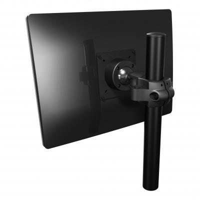 Dataflex accesoire: Viewmaster multimonitorsysteem - bureau 133 - Zwart