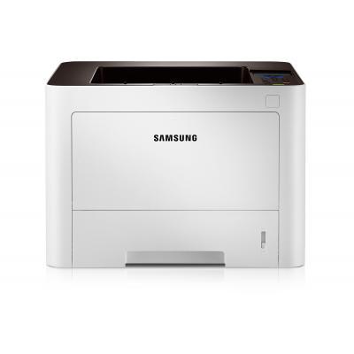 Samsung laserprinter: ProXpress M3825DW Zwart/Wit