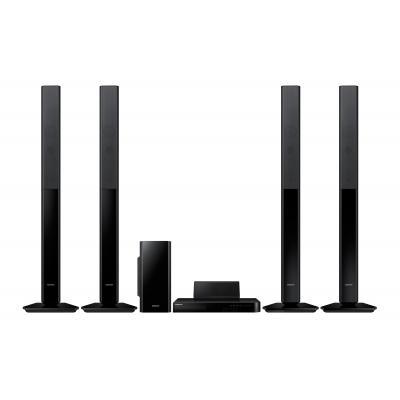 Samsung home cinema system: HT-H5550 - Zwart