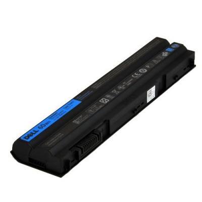 Dell batterij: DHT0W - Zwart, Blauw