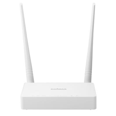 Edimax N300 Wireless router - Wit