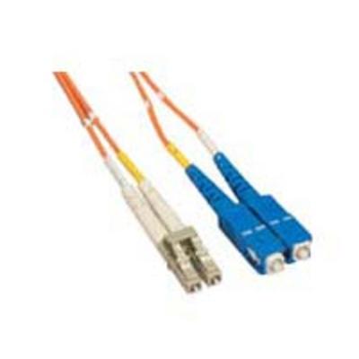 Dell netwerkkabel: Fiber Kabel 5m, glasvezel, LC-SC, Kit