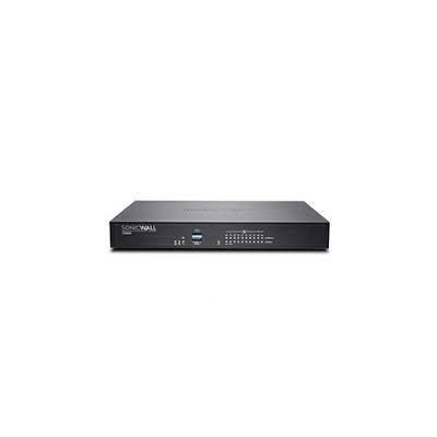 Dell switch: SonicWALL TZ600 - Zwart