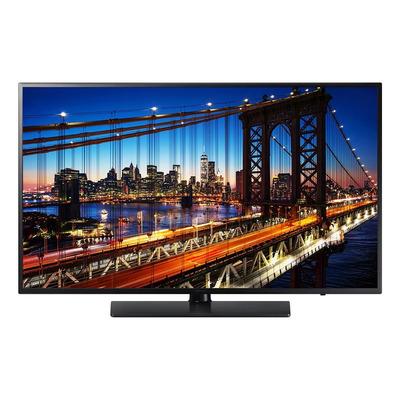 """Samsung 43"""", 1920 x 1080 px, Smart TV, Wi-Fi, 3 x HDMI, D-Sub, 45 W, A+, VESA - Zwart"""