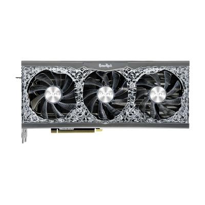 Palit GeForce RTX 3070 GameRock Videokaart - Zwart,Zilver