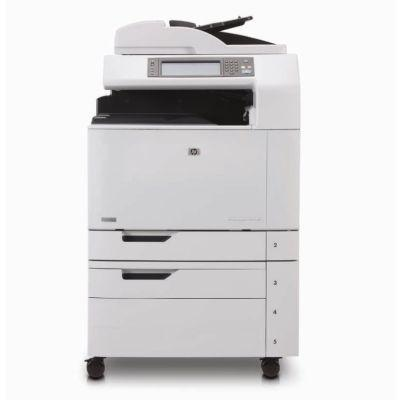 HP multifunctional: LaserJet CM6030 - Zwart, Cyaan, Magenta, Geel