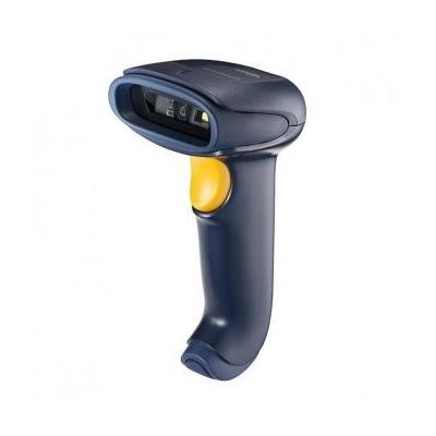 UNITECH barcode scanner: MS832 - Grijs, Geel