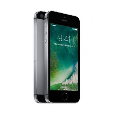 Apple smartphone: iPhone SE 128GB Space Grey - Grijs