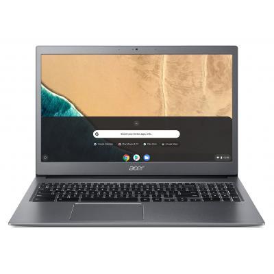 Acer Chromebook 715 CB715-1WT-530U - QWERTY laptop - Grijs