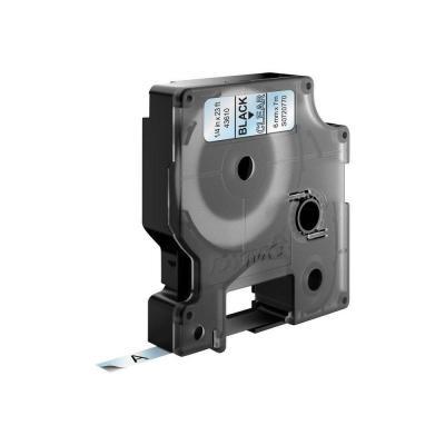 Dymo labelprinter tape: D1 Standard 6mm x 7m