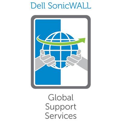 SonicWall 01-SSC-9189 aanvullende garantie