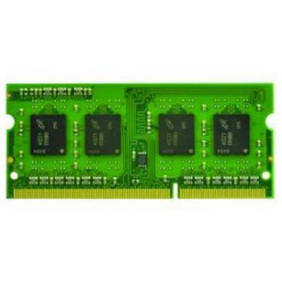 2-power RAM-geheugen: 4GB DDR3L LV SoDIMM - Groen