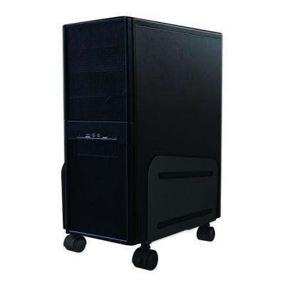 Newstar CPU-M100BLACK verrijdbare steun voor desktop PC Montagekit - Zwart
