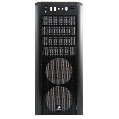 """Corsair Carbide 400R Case - Front Fascia (Complete with ALL 13.335 cm (5.25"""") bay covers, mesh, black and ....."""