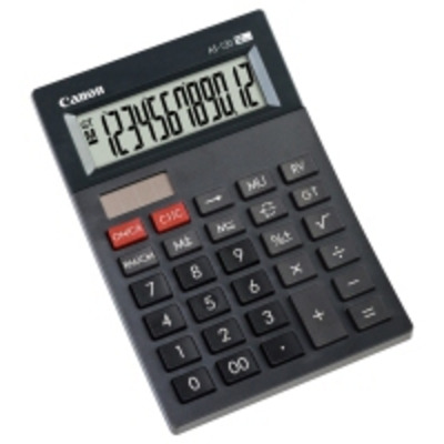 Canon calculator: AS-120 - Grijs