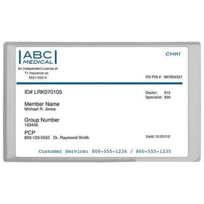 Brother transparantadapters: CS-CS001 Hulpblad voor plastic kaart voor de ADS-2100/ADS-2600W scanners