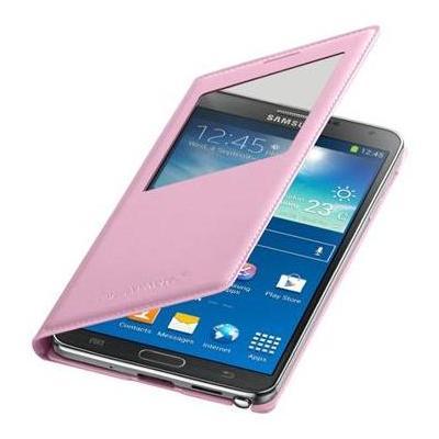 Samsung mobile phone case: Dekken Voor Galaxy Note 3, Roze