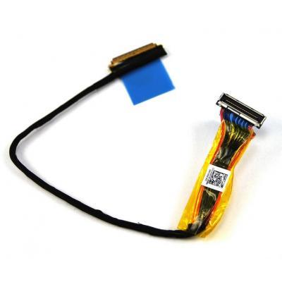 Dell notebook reserve-onderdeel: LCD Video Cable - Zwart, Blauw, Geel