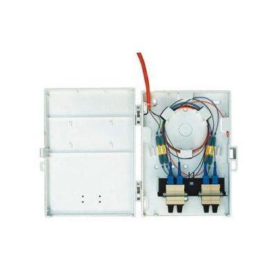 Molex alarmsysteem behuizing: WFR-00028-02, 184 x 127 x 38 mm, Up to 24 Ports, ID card - Wit