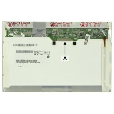 """2-power notebook reserve-onderdeel: 30.734 cm (12.1 """") WXGA 1280 x 800"""