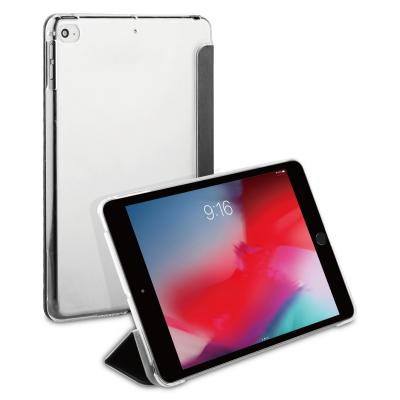 BeHello iPad Mini 5 (2019), Black/Grey, Folio Tablet case - Zwart, Grijs