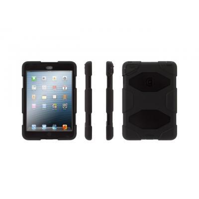 Griffin tablet case: Survivor - Zwart