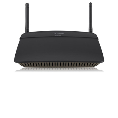 Linksys wireless router: EA6100 - Zwart