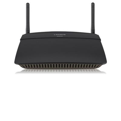 Linksys EA6100 Wireless router - Zwart