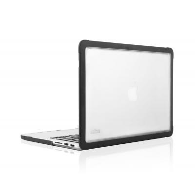 STM Dux Rugged Case voor MacBook Pro 13 Laptoptas - Zwart