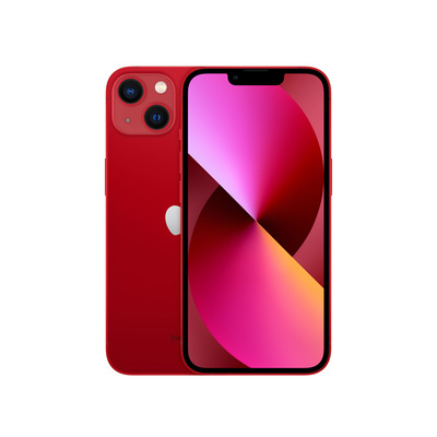 Apple iPhone 13 256GB Red Smartphone - Rood