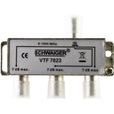 Schwaiger VTF7823531 kabel splitter of combiner