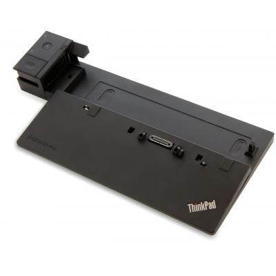 Lenovo docking station: ThinkPad Ultra Dock - 135W, 2 x DisplayPort 1.2, 1 x DVI-D, 1 x HDMI, 1 x VGA, 3 x USB 2.0, 3 x .....