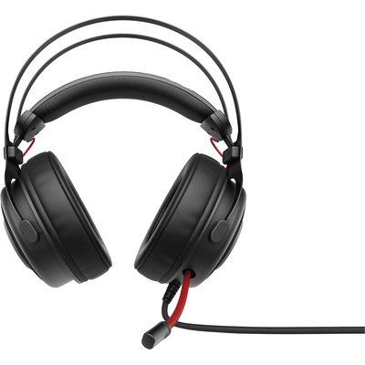 HP OMEN by 800 Headset - Zwart,Rood