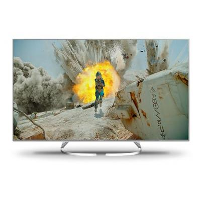 Panasonic led-tv: TX-58EXW734 - Zilver