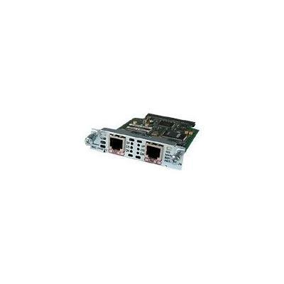 Cisco netwerkkaart: WIC-2AM-V2, 2-port analog modem WIC