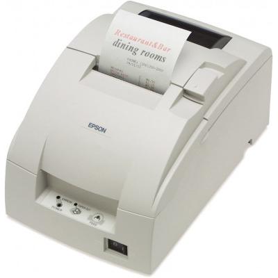 Epson TM-U220B Pos bonprinter - Wit