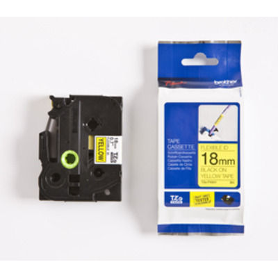 Brother TZEFX641 labelprinter tape