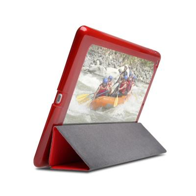 Kensington tablet case: Comercio Me™ Customizable Folio Case for iPad Air™ & iPad Air™ 2 — rood