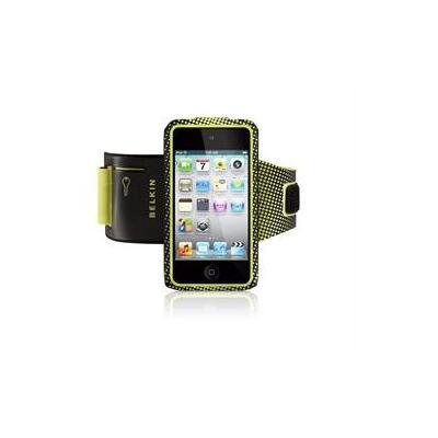 Belkin MP3/MP4 case: ProFit Convertible - Zwart, Groen