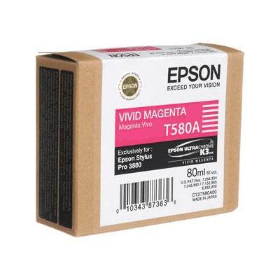 Epson C13T580A00 inktcartridge