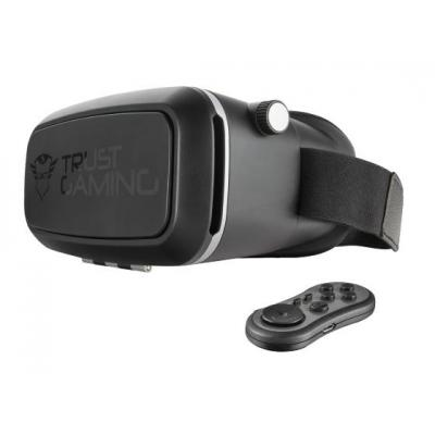 Trust virtual reality bril: GXT 720 - Zwart