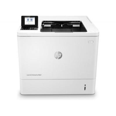 Hp laserprinter: Laserjet Enterprise M607dn - Zwart