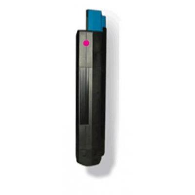 Olivetti B0433 -, 11500 pages, Magenta Toner