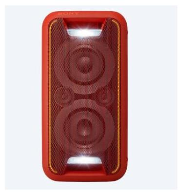 Sony home stereo set: GTK-XB5 - Rood